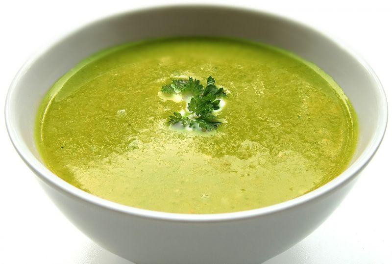menú de 7 días para la dieta de la sopa