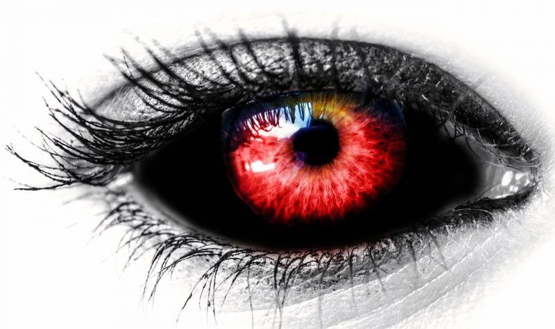 Ojos rojos causas remedios prevenci n informaci n - Como deshacer un mal de ojo ...